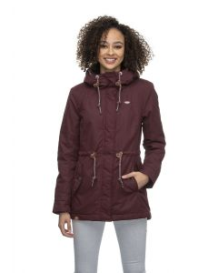 Jacke RAGWEAR Monadis Wine Red