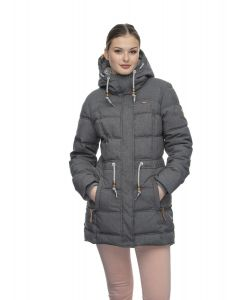 Jacke RAGWEAR Ashani Puffy B Grey