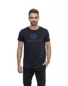 T-Shirt RAGWEAR Charles Navy