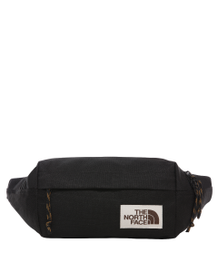 Bauchtasche NORTH FACE Lumbar Black