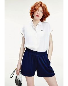 Bluse TOMMY HILFIGER White