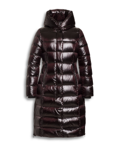 Mantel BEAUMONT Darkchocolate