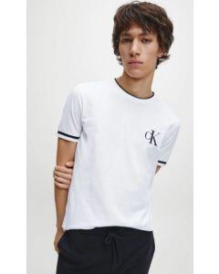T-Shirt Bio-Baumwolle CALVIN KLEIN
