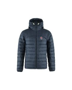 Daunenjacke FJÄLLRÄVEN Expedition Pack Down Hoodie M Navy