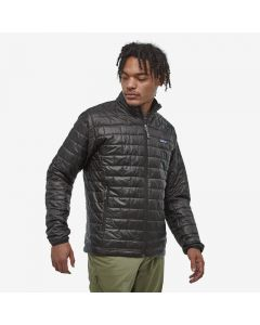 Outdoorjacke PATAGONIA Nano Puff Black