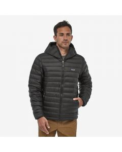 Outdoorjacke PATAGONIA Down Sweater Hoody Black