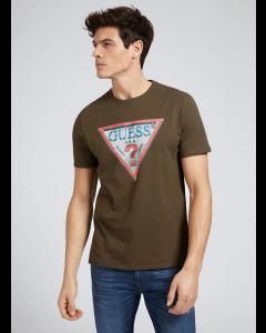 T-Shirt GUESS Doomgreen