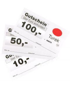 TUREK In-Store Gutschein 100€