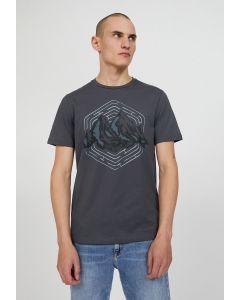 T-Shirt ARMEDANGELS Jaames Let's Get Lost