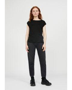 T-Shirt ARMEDANGELS Jilaa Black