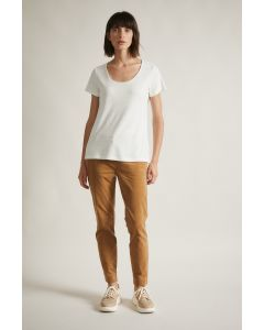 Basic T-Shirt LANIUS Offwhite