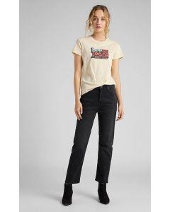 Jeans LEE Carol Captain Black