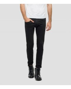 Jeans REPLAY Anbass Hyperflex Black