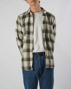 Hemd PORTUGUESE FLANNEL Moss Shirt Check