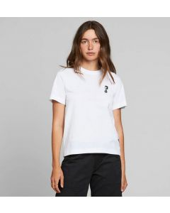 T-Shirt DEDICATED Mysen Lucy White