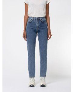 Jeans NUDIE JEANS Breezy Britt Friendly Blue
