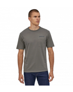 T-Shirt PATAGONIA Road to Regenerative Pocket Tee