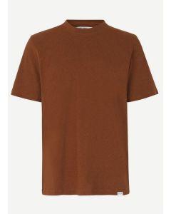 T-Shirt SAMSØE & SAMSØE Hugo Picantemel
