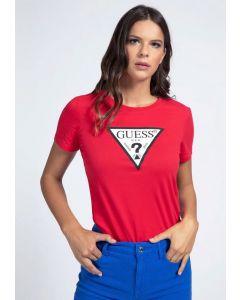T-Shirt GUESS Logodreieck