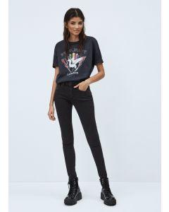 Jeans PEPE JEANS Regent Noir Power Flex
