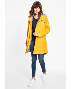 Jacke DERBE Friese Fisher Yellow Blue Striped