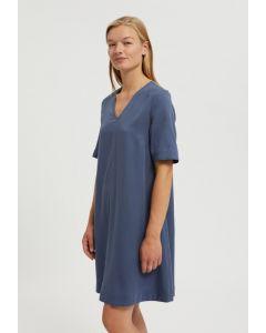 Kleid ARMEDANGELS Aamaya Foggy Blue