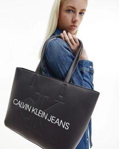Tasche CALVIN KLEIN Shopper Black