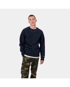 Sweater CARHARTT WIP Chase Dark Navy