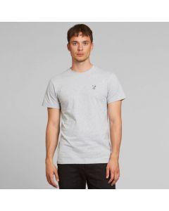 T-Shirt DEDICATED Stockholm Snoopy Grey Melange
