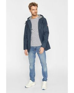 Jacke DERBE Passenger 2 Navy-Grey Denim