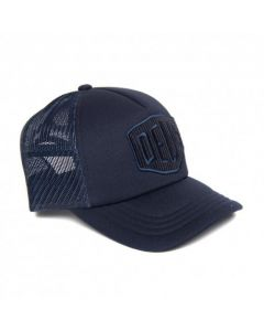 Kappe DEUS Hayward Shield Trucker Midnight Blue