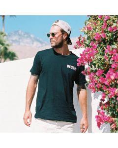 T-Shirt DEUS EX MACHINA Cogs Tee Black