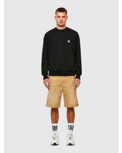 Sweater DIESEL S-Girk-K12 Black