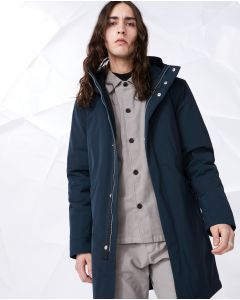 Wintermantel ELVINE George Dark Navy