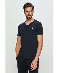 T-Shirt GUESS mit V-Ausschnitt