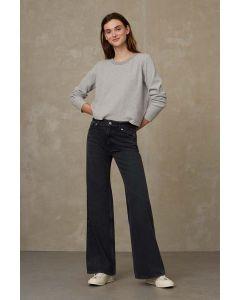 Jeans KINGS OF INDIGO Jane Eco Recycled Grey Worn