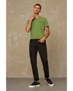 Jeans KINGS OF INDIGO Ryan Stay Black Rinse