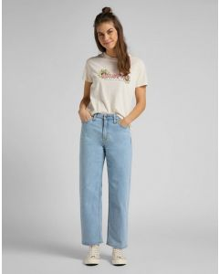 Jeans LEE Wide Leg Light Alton