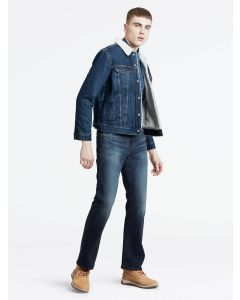 Jeans LEVI'S 527 Durian Super Tint - Schwarz