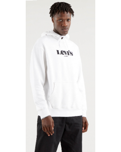 Hoodie LEVI`S Relaxed Graphic White