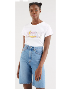 T-Shirt LEVI`S The Perfect Tee White