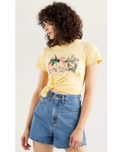T-Shirt LEVI`S The Perfect Tee Golden Haze