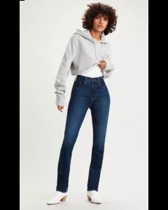 Jeans LEVI´S 724 High Rise Straight Bogota Calm