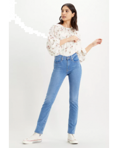 Jeans LEVI´S 724 High Rise Straight Rio Chill