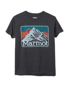 T-Shirt MARMOT Mountain Peaks