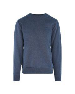 Sweater MAZINE Burwood Navy Mel.