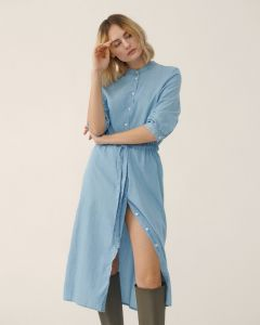 Kleid MOSS CPH Jaina Blue Wash
