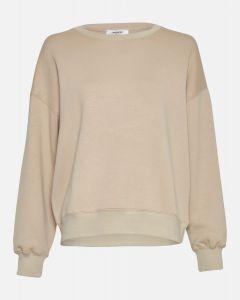 Sweater MOSS CPH Ima White Pepper