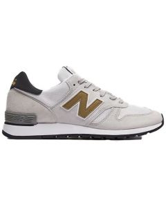 Sneaker NEW BALANCE 670 White/Gold