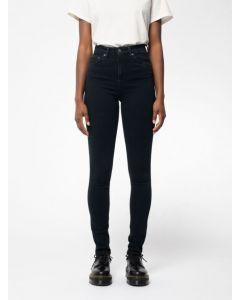 Jeans NUDIE JEANS Hightop Tilde Monochrome
